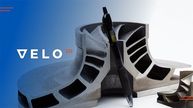 Shrouded Impellers with Metal AM