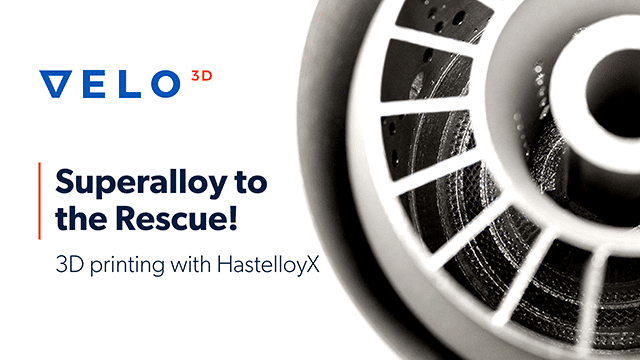 Superalloy to the Rescue!