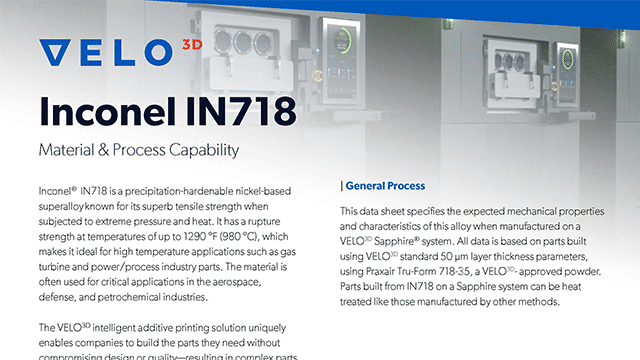 Inconel IN718