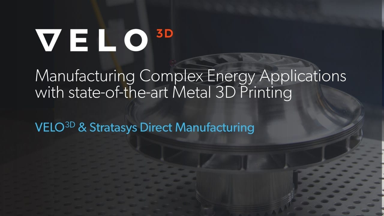 Manufacturing Complex Energy Applications