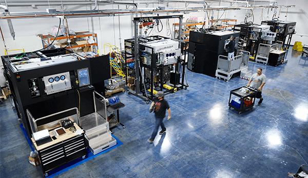 Velo3D Virtual Factory Tour