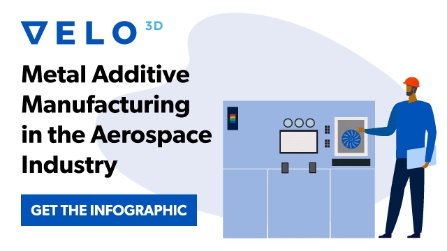 Additive Manufacturing in Aerospace [Infographic]