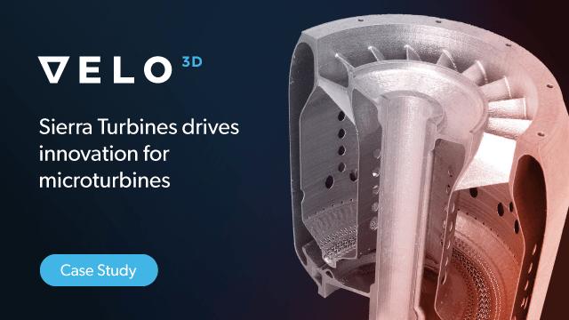 Sierra Turbines Drives Innovation for Microturbines